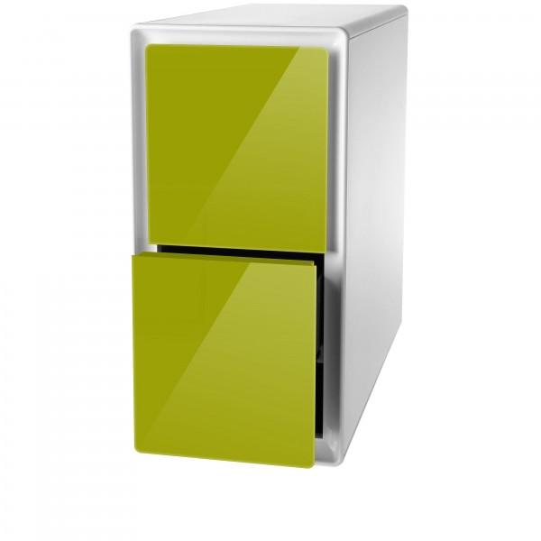 Petit meuble d 39 appoint petit meuble rangement mural cube for Escalier avec tiroirs de rangements