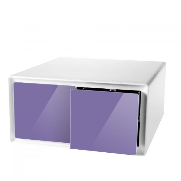 Cube rangement tiroir cube rangement mural avec tiroirs rangement easybox - Cube rangement couleur ...