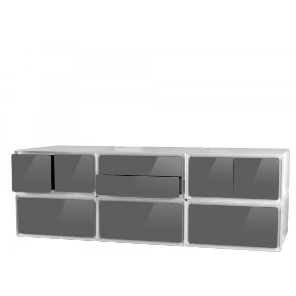 Meuble Tv Design Meuble Tv Rangement Tiroirs Rangement
