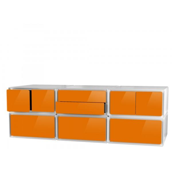Meuble tv design meuble tv rangement tiroirs rangement for Meuble de rangement tv