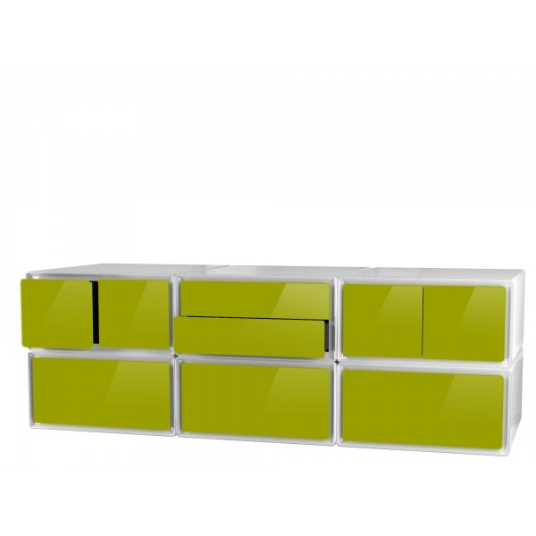 Meuble tv design meuble tv rangement tiroirs rangement for Meuble tv rangement