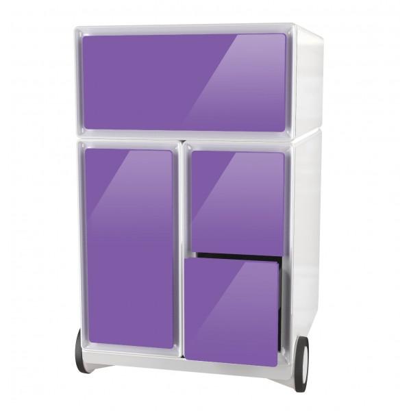 caisson rangement roulettes rangement caisson mobile rangement easybox. Black Bedroom Furniture Sets. Home Design Ideas