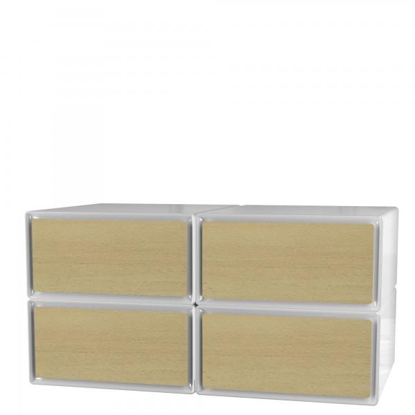 meuble rangement contemporain meuble rangement tiroirs