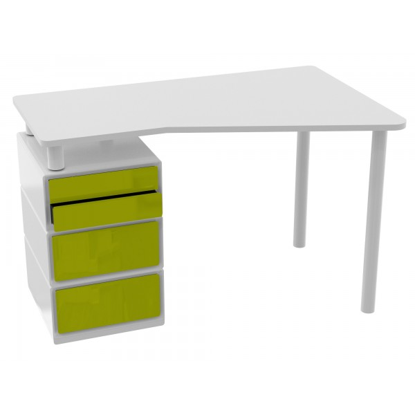 Bureau 4 tiroirs for Bureau 4 tiroirs